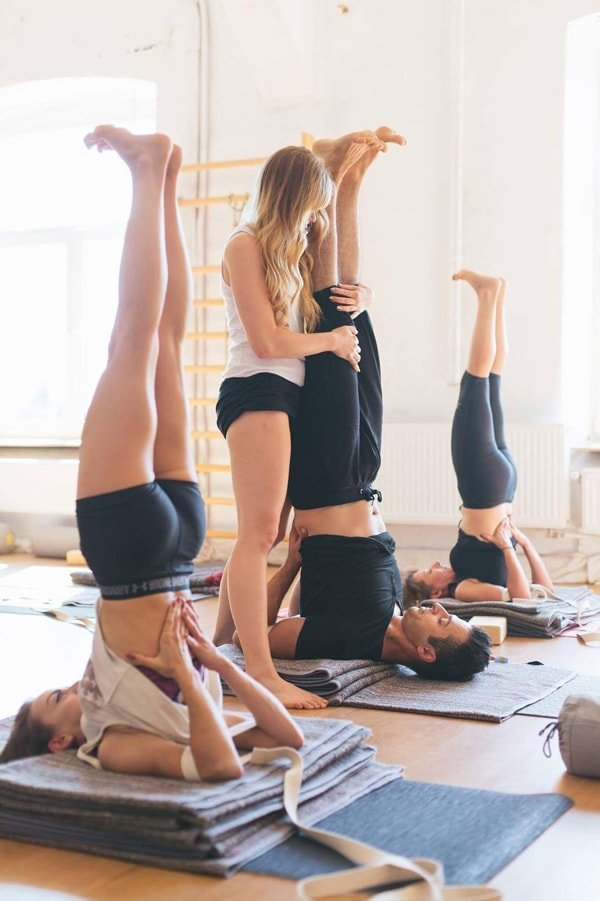 yoga w radomiu